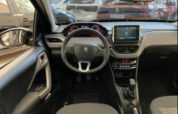 Peugeot 208 Allure 1.2  Flex - Foto #4