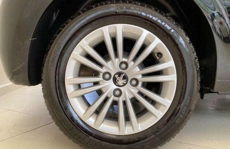 Peugeot 208 Allure 1.2  Flex - Foto #9