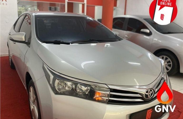 Toyota Corolla 1.8 Gli 16V Flex 4p Automático - Foto #1