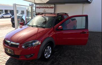 Fiat Strada Trekking 1.6 16V (Flex) (Cabine Dupla) - Foto #6