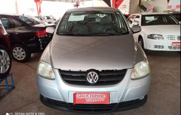 Volkswagen Fox Plus 1.6 8V (Flex)
