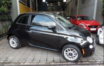 Fiat 500 Cult 1.4 8V Flex - Foto #2