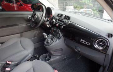 Fiat 500 Cult 1.4 8V Flex - Foto #3