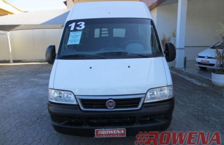 Fiat Ducato Minibus Teto Alto 2.3 Tubo Intercooler 16V - Foto #3