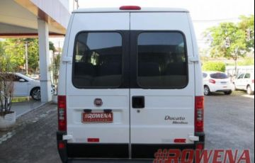 Fiat Ducato Minibus Teto Alto 2.3 Tubo Intercooler 16V - Foto #4
