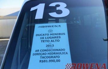 Fiat Ducato Minibus Teto Alto 2.3 Tubo Intercooler 16V - Foto #10
