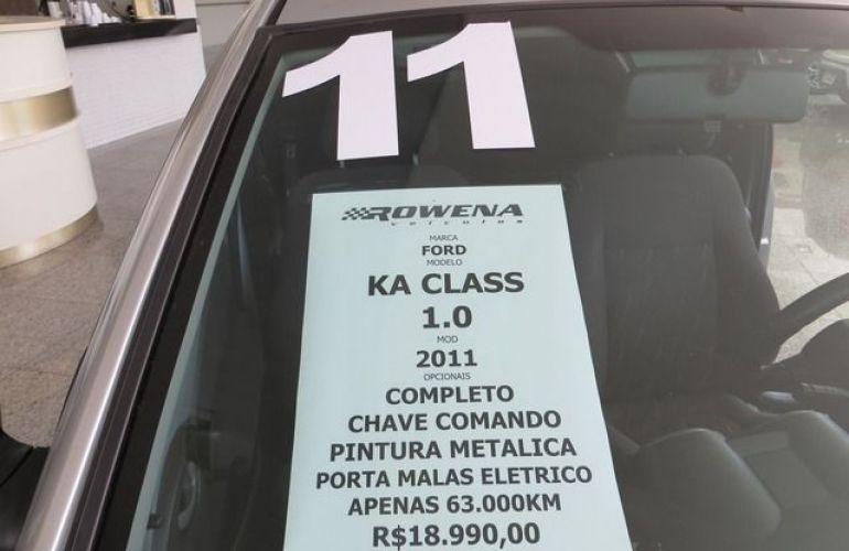Ford Ka Class 1.0 (Flex) - Foto #10