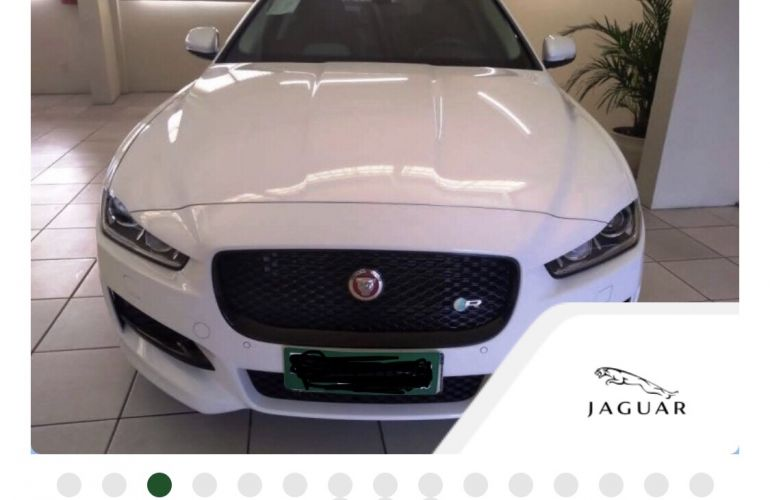 Jaguar XE 2.0 GTDI R-Sport - Foto #4