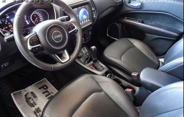 Jeep Compass Trailhalk AT9 4x4 2.0 16V Turbo Diesel - Foto #6