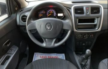 Renault Sandero AUTHENTIQUE 1.0 12V 5P Flex - Foto #8