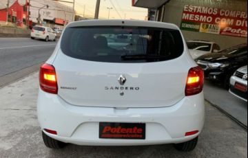 Renault Sandero AUTHENTIQUE 1.0 12V 5P Flex - Foto #9