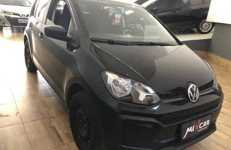 Volkswagen Up! 1.0 12v E-Flex take up! 4p - Foto #3