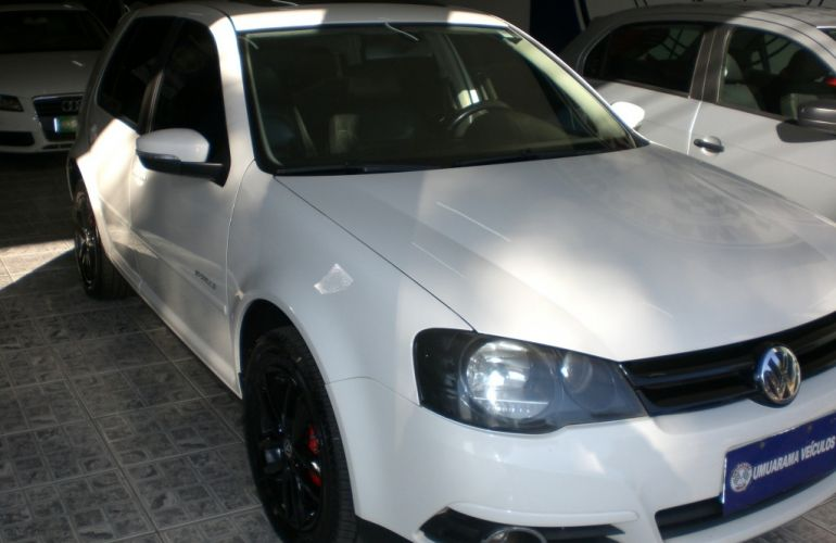 Volkswagen Golf Sportline 1.6 VHT Ltd Edition - Foto #1