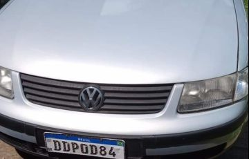 Volkswagen Passat 1.8 Turbo 20V (Tiptronic) - Foto #3