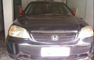 Honda Civic Sedan EX 1.7 16V - Foto #4