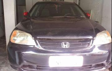 Honda Civic Sedan EX 1.7 16V - Foto #7