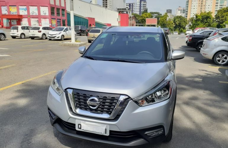 Nissan Kicks 1.6 S CVT (Flex) - Foto #8