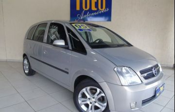 Chevrolet Meriva Joy 1.8 Mpfi 8V Flexpower - Foto #1