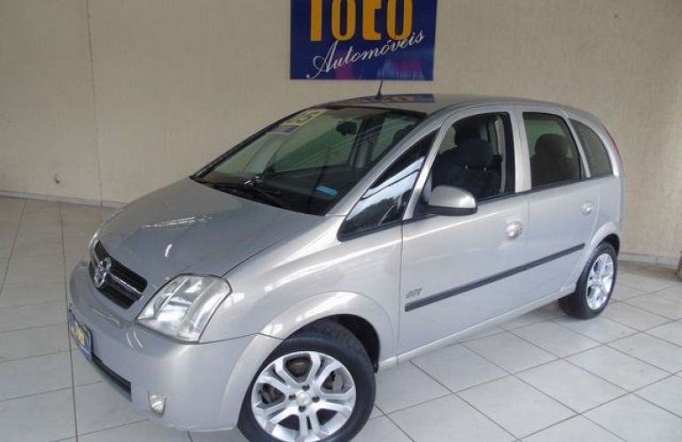 Chevrolet Meriva Joy 1.8 Mpfi 8V Flexpower - Foto #2