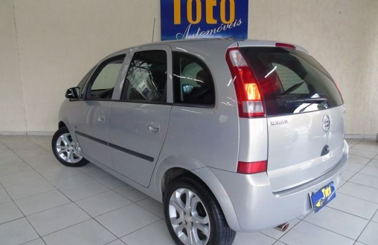 Chevrolet Meriva Joy 1.8 Mpfi 8V Flexpower - Foto #3