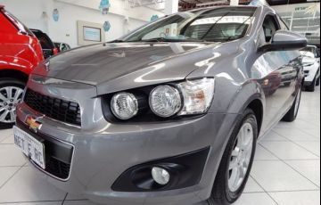 Chevrolet Sonic Sedan LTZ 1.6 MPFI 16V Flex