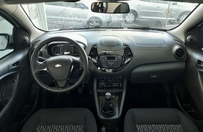 Ford Ka Sedan SE 1.5 (Flex) - Foto #2