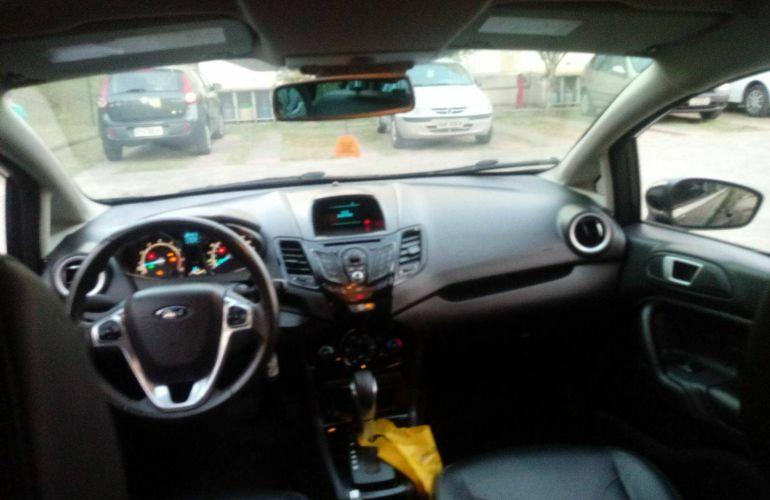 Ford New Fiesta Sedan 1.6 Titanium PowerShift (Flex) - Foto #1