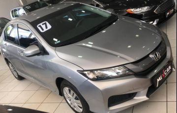 Honda City DX 1.5 (Flex) - Foto #1