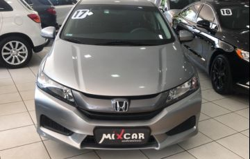 Honda City DX 1.5 (Flex) - Foto #2