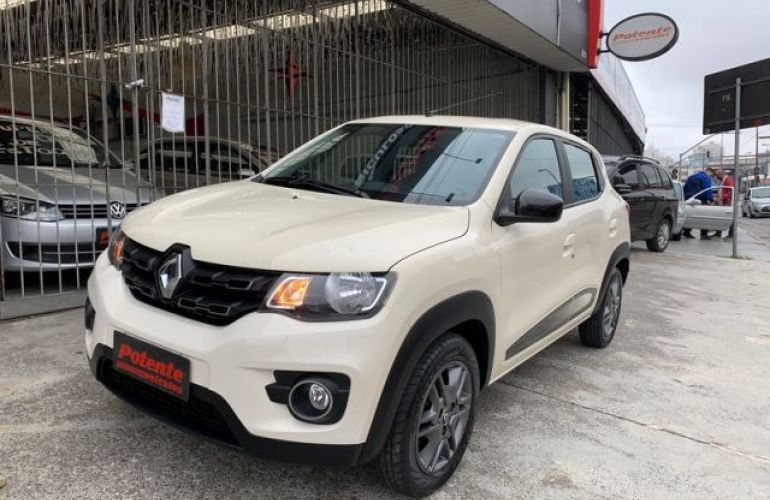 Renault KWID Intense 1.0 12V - Foto #5
