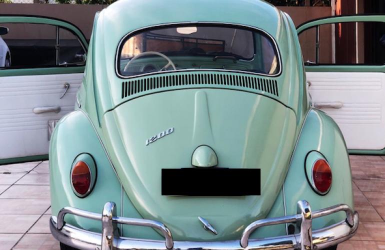 Volkswagen Fusca 1200 - Foto #7