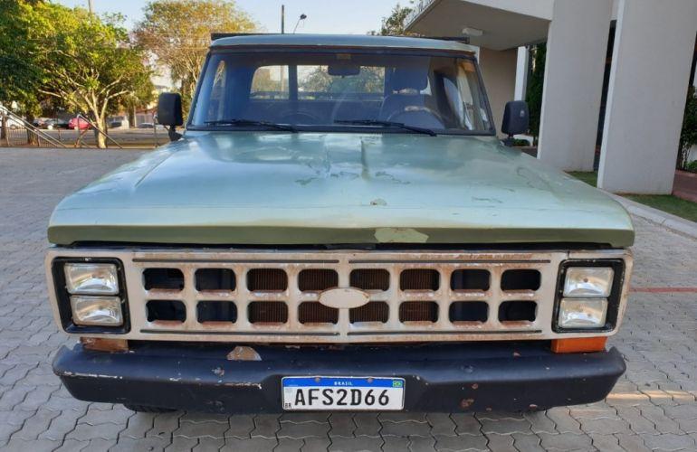 Ford F1000 Super Serie 3.9 (Cab Simples) - Foto #3