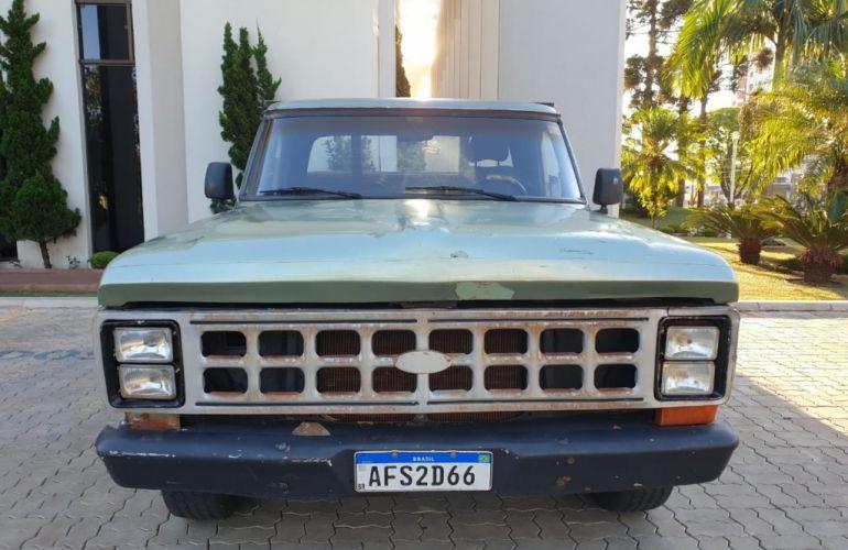 Ford F1000 Super Serie 3.9 (Cab Simples) - Foto #8