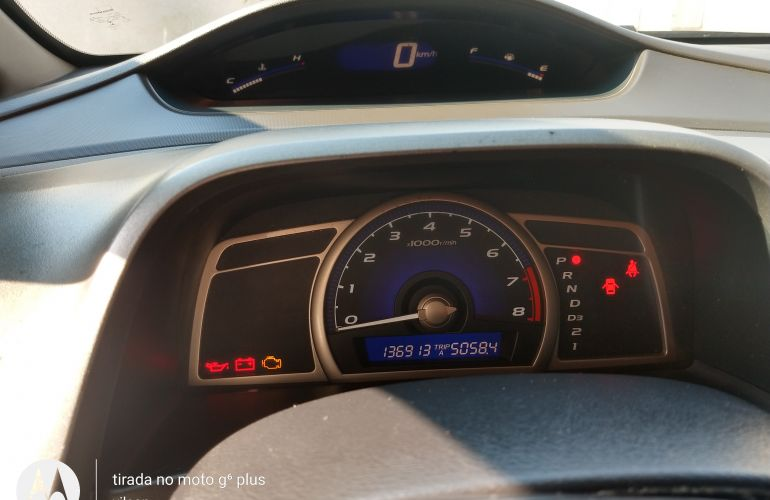 Honda New Civic LXS 1.8 16V (Aut) (Flex2) - Foto #2