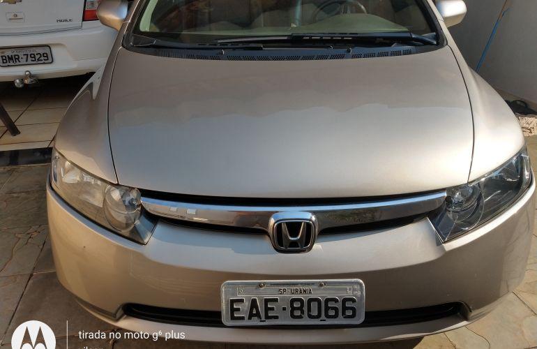Honda New Civic LXS 1.8 16V (Aut) (Flex2) - Foto #4