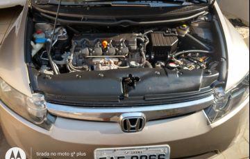 Honda New Civic LXS 1.8 16V (Aut) (Flex2) - Foto #7