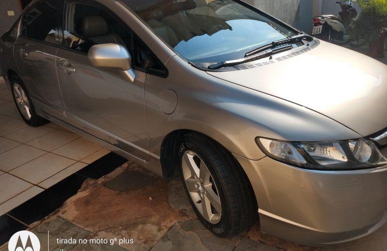 Honda New Civic LXS 1.8 16V (Aut) (Flex2) - Foto #8