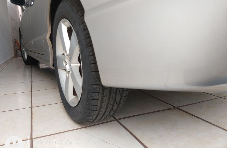 Honda New Civic LXS 1.8 16V (Aut) (Flex2) - Foto #9
