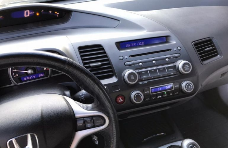 Honda New Civic LXL 1.8 16V (Flex) - Foto #5