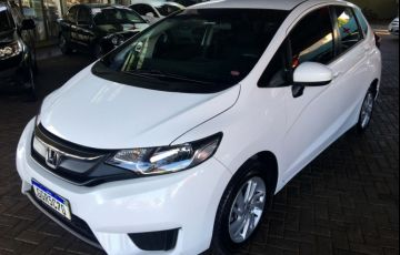 Honda Fit 1.5 16v DX CVT (Flex)