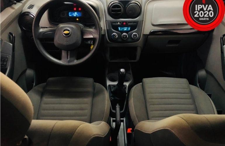 Chevrolet Agile 1.4 MPFi LT 8V Flex 4p Manual - Foto #2