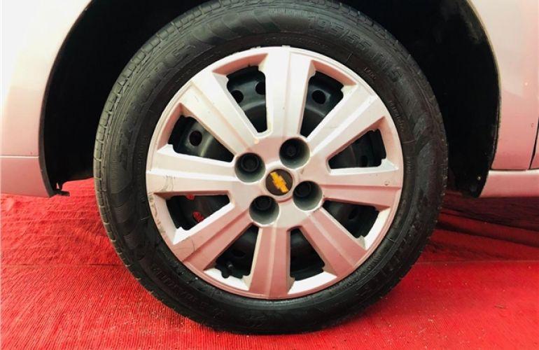 Chevrolet Agile 1.4 MPFi LT 8V Flex 4p Manual - Foto #5
