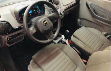 Chevrolet Agile 1.4 MPFi LT 8V Flex 4p Manual - Foto #6