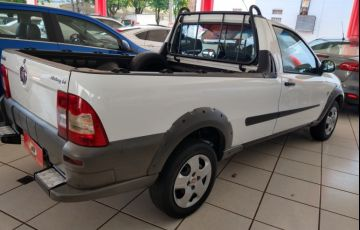 Fiat Strada 1.4 CS Working - Foto #6