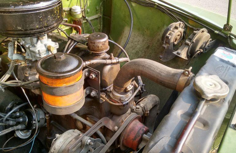 Ford F75 - Foto #5