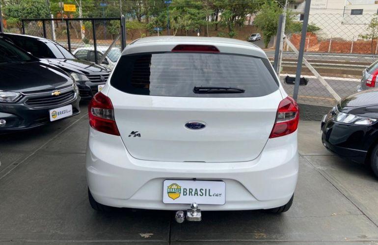 Ford Ka 1.0 SE Plus - Foto #4