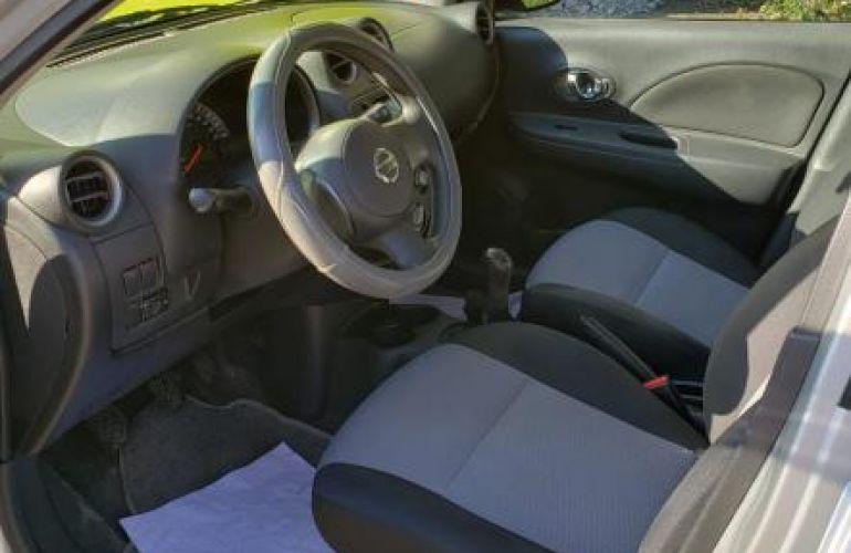 Nissan S 1.6 16V Flex Fuel 5p - Foto #2