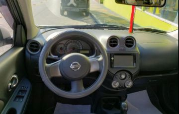 Nissan S 1.6 16V Flex Fuel 5p - Foto #4