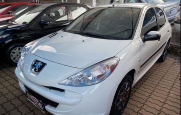 Peugeot 207 Hatch Blue Lion 1.4 (Flex)
