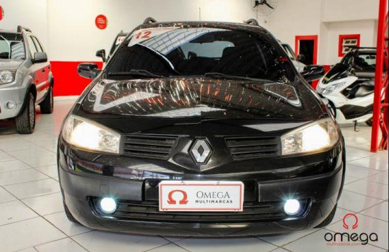 Renault Grand Tour Dynam. Hi-flex 1.6 16v - Foto #2
